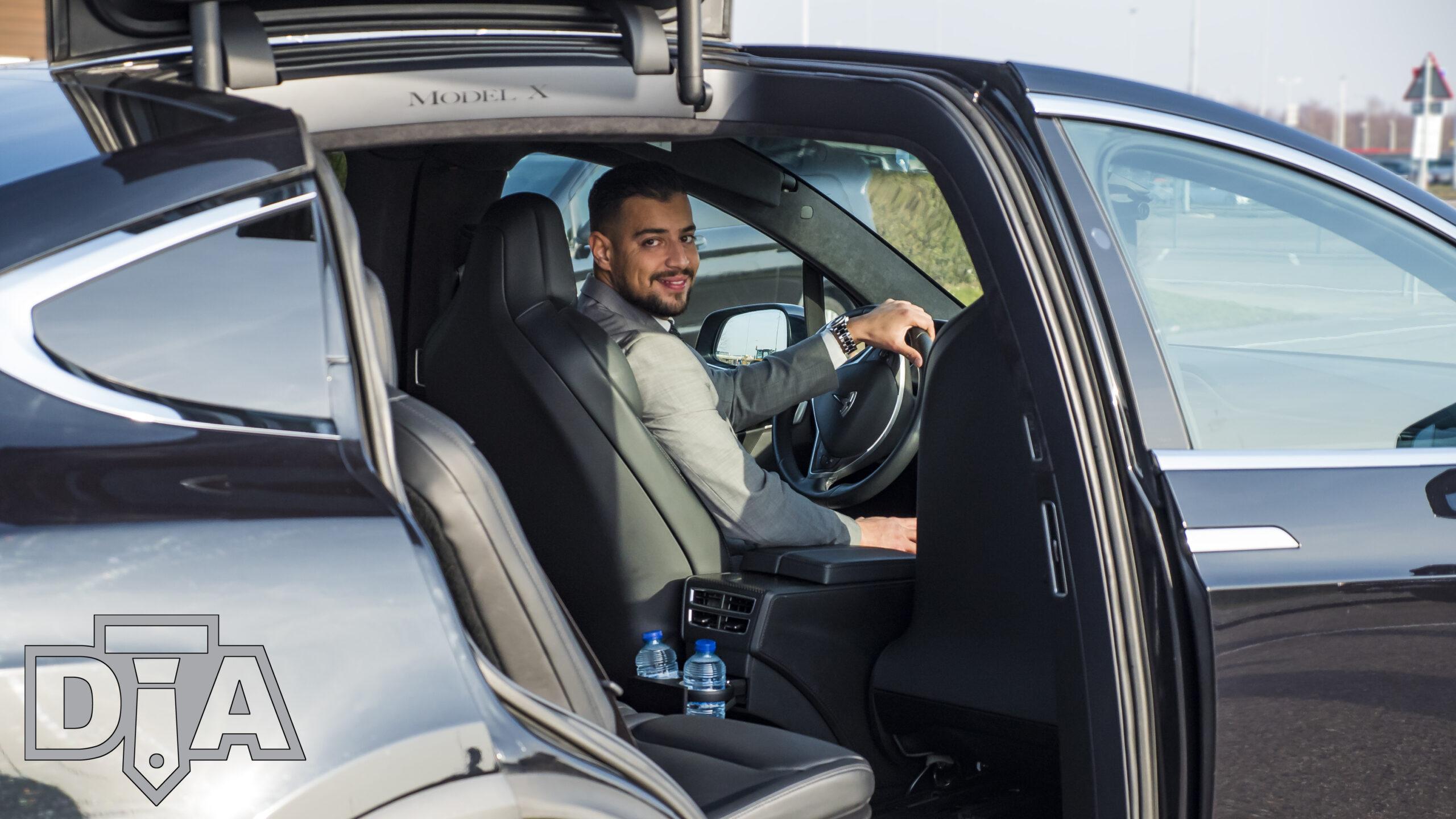 Profesionele Chauffeur
